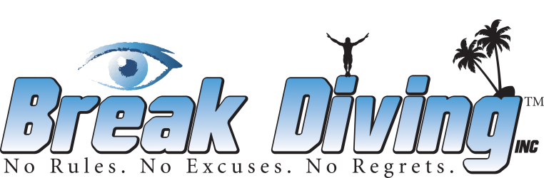 The Break Diving Personal & Business Success Blog!